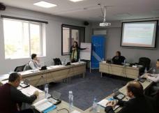 ტრენერთა ტრენინგი საერთაშორისო ჰუმანიტარული სამართლის თემაზე