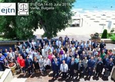 სამოსამართლო სწავლების ევროპული ქსელის გენერალური ასამბლეა