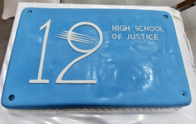 12th anniversary of the High School of Justice