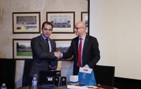 Visit of the HSoJ delegation to France