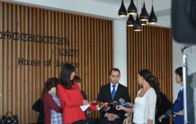 Presentation of the Strategic Development Plan of the HSoJ