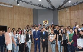 ურთიერთთანამშრომლობის მემორანდუმის გაფორმება აღმოსავლეთ ევროპის უნივერსიტეტთან